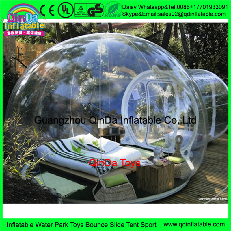 Good price bubble inflatable facet <strong>tent</strong>/facet inflatable <strong>tent</strong> australia bubble