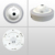 New Arrived Fire Smoke Detector Panoramic Wireless Security HD Camera