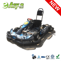 Cheap Price CE Approved 200cc HONDA engine F1 Racing pedal go kart For Sale
