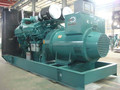 2400KW/3000KVA Power Generator Diesel Generator Set Powered by Googol engine