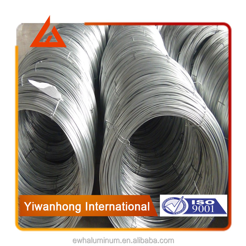 aluminium wire 99% factory supply 3003 5052