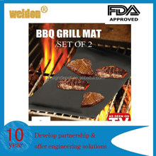 Non-Stick BBQ Grill Mats Made of Heavy Duty Extra Thick Material and Easy to Clean and Dishwasher Safe