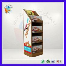 cardboard tree display ,cardboard travel set display stand ,cardboard treat stand