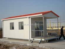 2016 new design China flat pack container house /prefab cabin / living room /dormitory