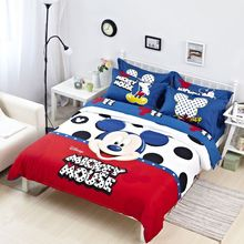 (Factory Supply) 2016 Cute Children Carton Bedding Set Boys&Girls, 100% Cotton Bedding Set for Kids, Carton Cotton Bedding Sets