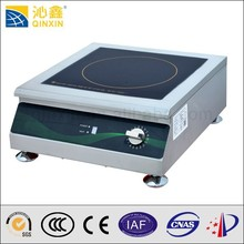 Qinxin kitchen ware induction and halogen cooker
