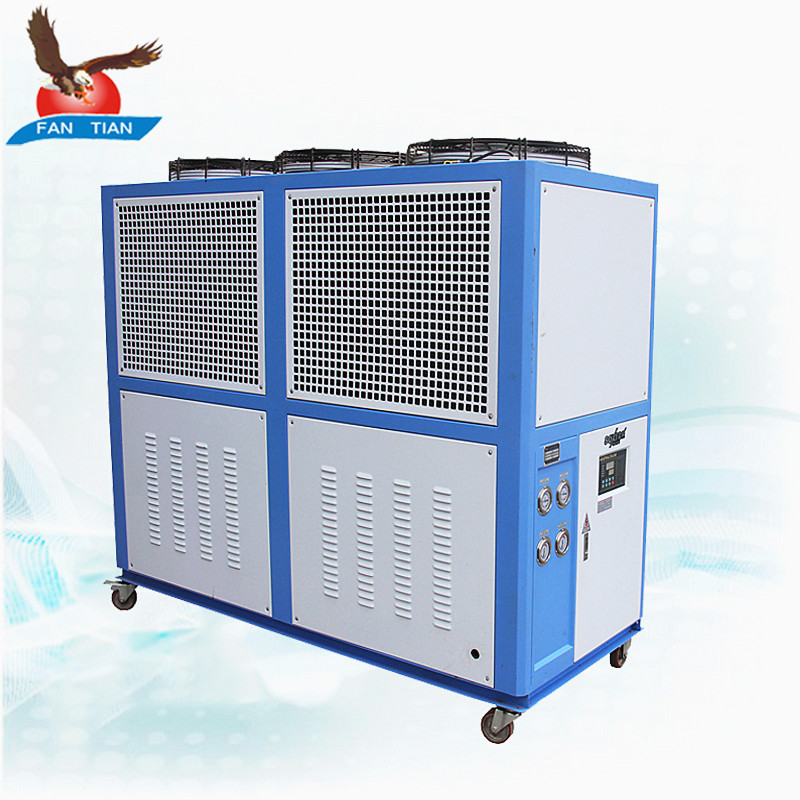 30hp Laser Industry Chiller Air Cooled Falling Film Chiller