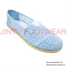 Fashion knitted shoes 2010