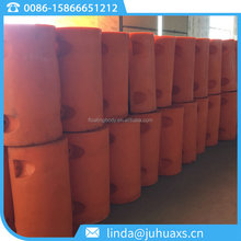 MDPE Plastic Floating Buoy with Galvanized Bolts and Nuts