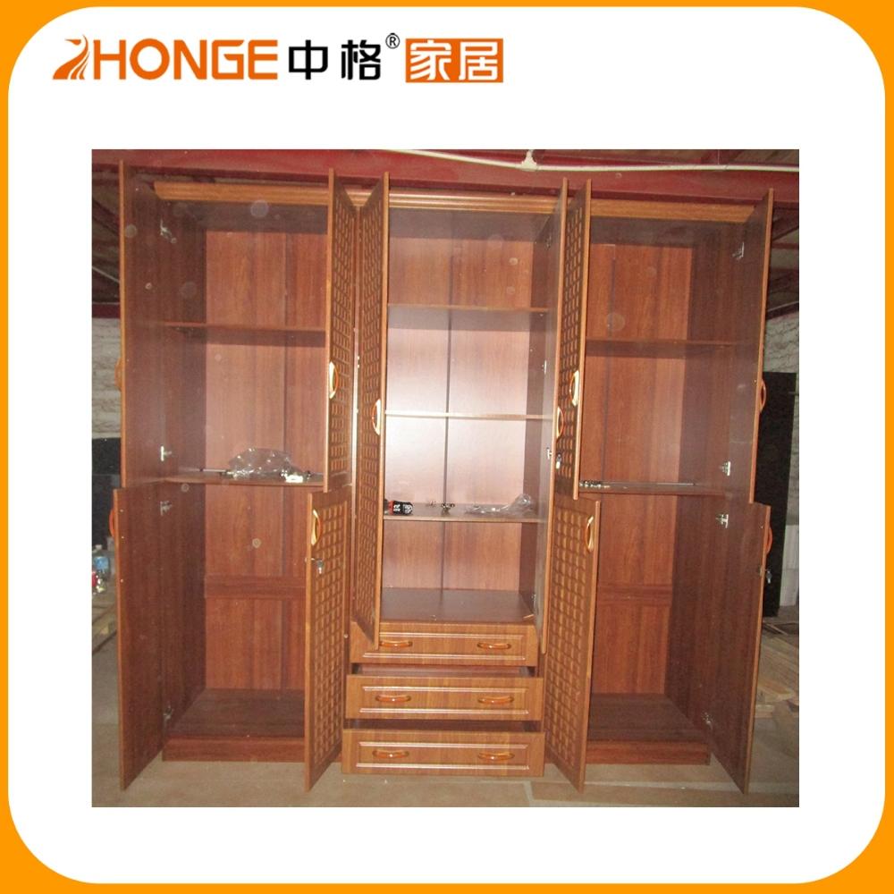 Zhongge 최신 현대 옷장 문 디자인 가구 침실 옷장 디자인 휴대용 ...