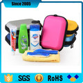 2016 oem pu eva wash gargle storage case bag for hotel