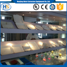 Haisi starch sheeting pla extrusion production machine
