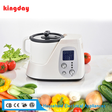 2017 R&D low cost high quality easy operating blender soup maker cooking machine electric multi function food processor for home