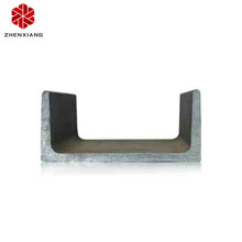 U shaped box iron channel steel