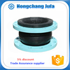 DIN standard telescopic rubber expansion joint in pipeline insulating with pn16