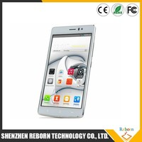 Shenzhen wholesale Dual SIM Cards 5.5 inch 960x640 fashion style android cell phone with gps