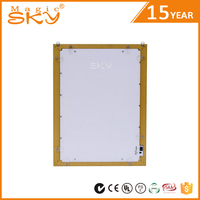 Distributor discount fashionable acrylic picture frame cheap racks fiberglass