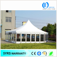 China Customized Cheap Circus Polygon Tent With Strong Aluminium Frame