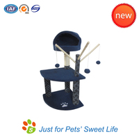 Cat Tree Accessories Big Cat Tree for Cats Hanging Ball