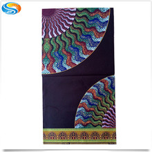 China manufacturer woven ghana kente cloth fabric