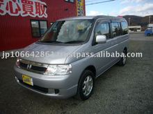 2005 Used japanese cars HONDA StepWagon RHD