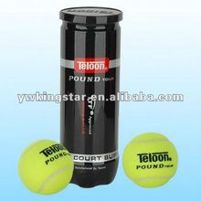 2016 Teloon ITF Approved Pressurized Match Tennis Ball; T828P-3P