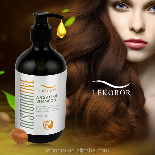 Nourishing Natural Shampoo for normal hair
