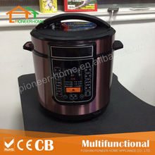 2015 Hot New Digital Control Electrical Pressure Release System Quick Rice Cooking Useful Multifunction Electric Pressure Cooker