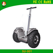2 wheels skateboard balance scooter golf electric chariot with GPS
