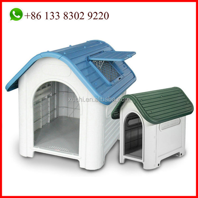 Durable Plastic Dog House,Indoor Cat Plastic House Factory