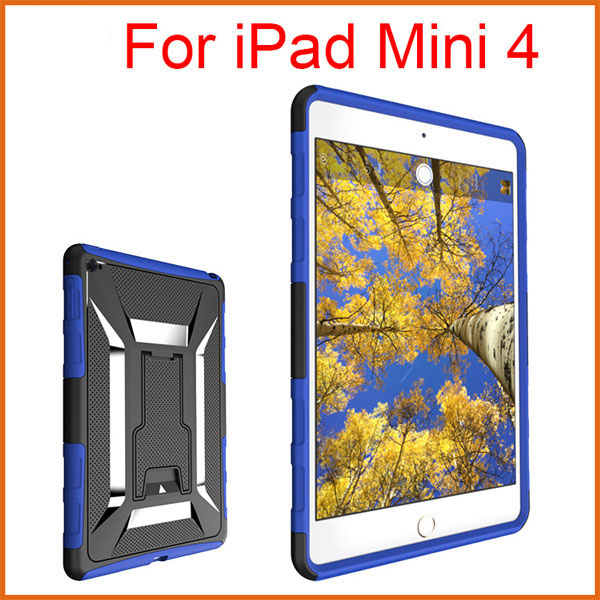 Combo kickstand for ipad mini 4 case