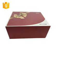 gift paper packaging hard box cardboard magnetic closure box