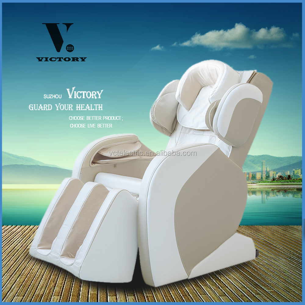 Factory Price Luxury Personal Full Body Massager Shiatsu Back Massager Chair