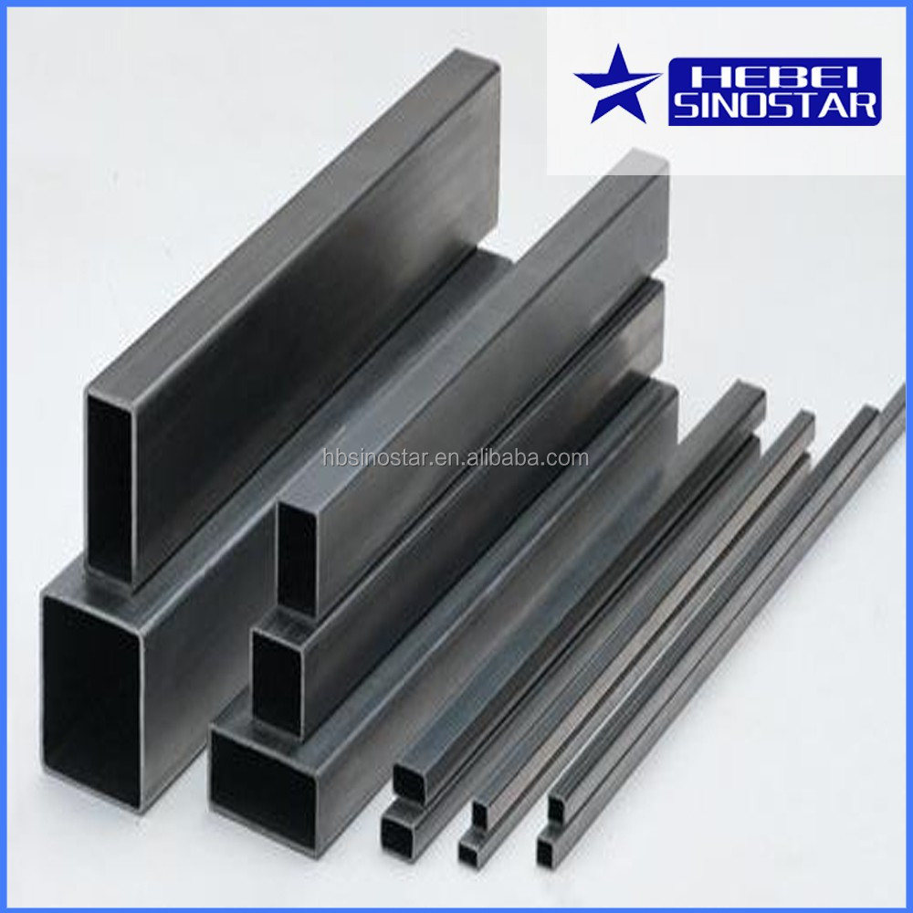 GB/T6725 Prime Standard Cold Rolled Steel Rectangular Pipes