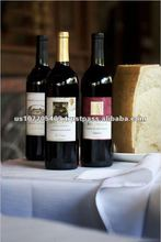 High Quality Medium Dry Table French Red Wine