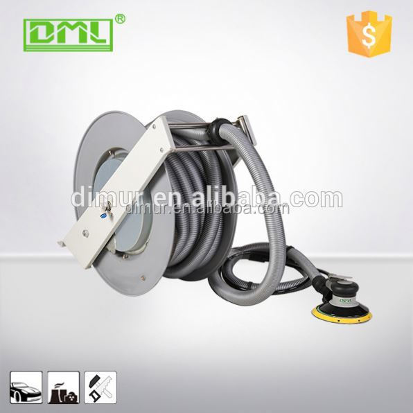 High quality vacuum hose reels for window vacuum cleaner