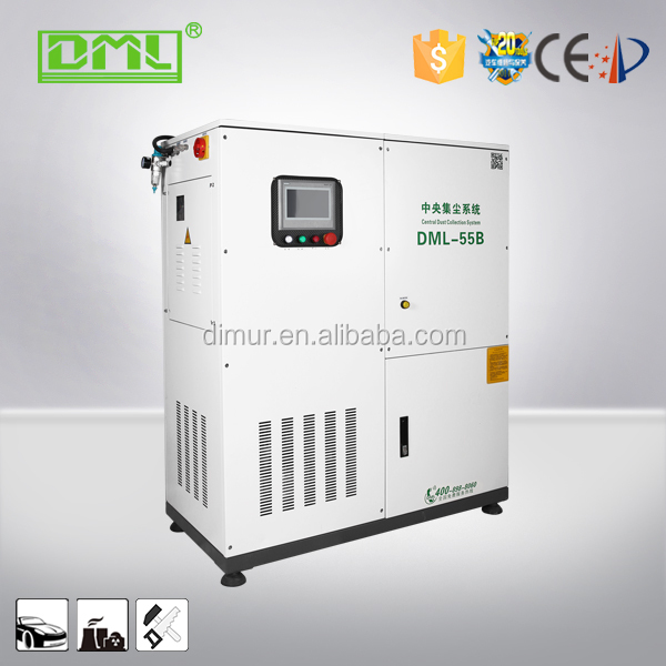 Zhongshan supplier central dust extractor machine,industrial cyclone dust collector