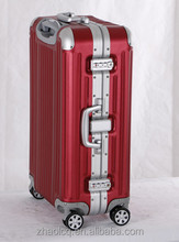 top high quality luggage, aluminum carry on luggage, richful color luggage