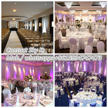 wedding wall coverings,pipe and drape for wedding backdrop,wedding hall decoration