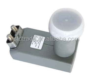 LNB TWIN ku band prime focus lnb HD 3D stargold lnb