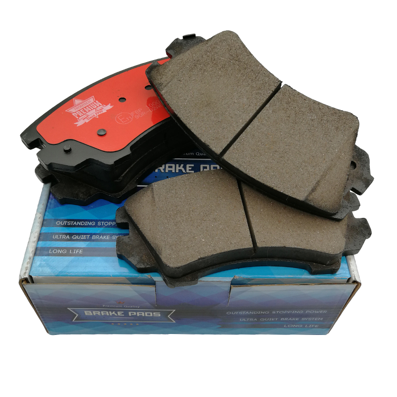 March Expo 100% Asbestos Free Hot Sale Japanese Brake Pads with TS16949