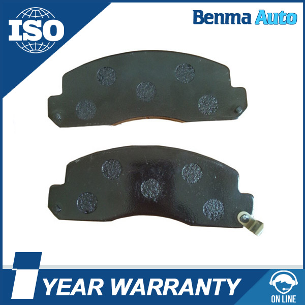 D1550 Front Brake Pads for Toyota