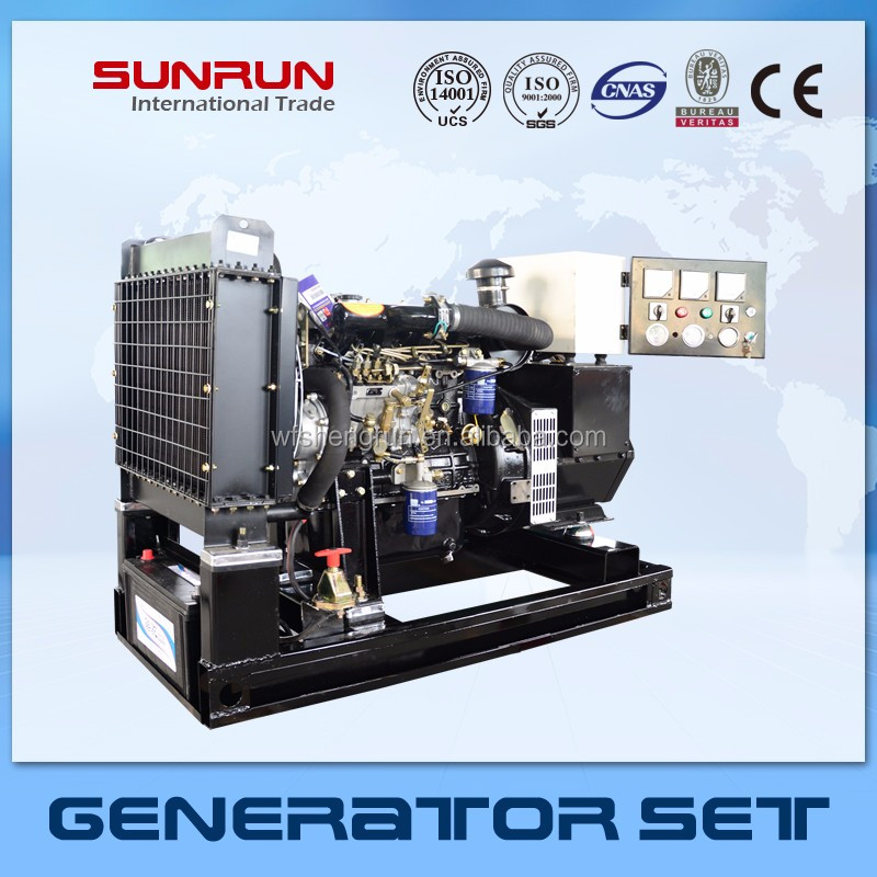 10kw three phase generator set diesel