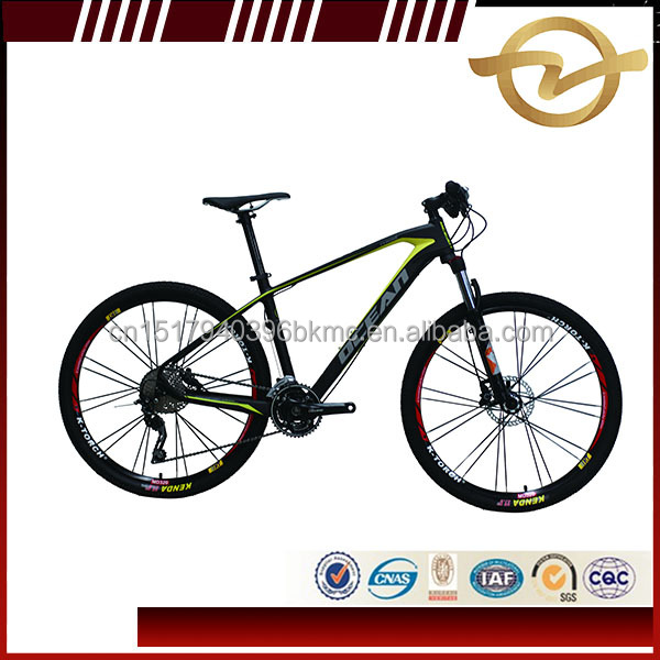 2016 high quality bicycle frame mtb carbon 29er mountion bike