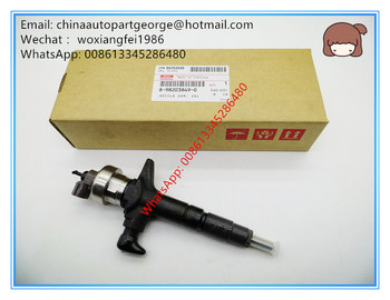 (Fake a penalty ten)Original and new I/SUZU D-Max 4JJ1 fuel injector 8982038490, 8981192270, 8-98203849-0, 8-98119227-0