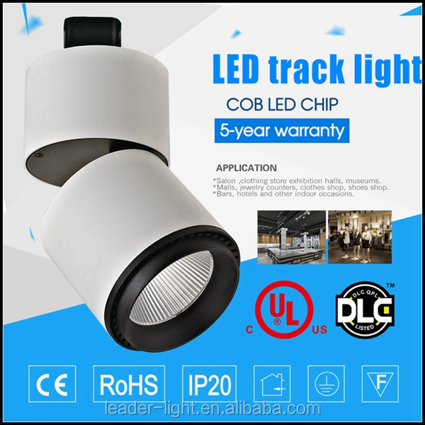 COB good supplier in China led track spot light