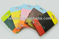 For Samsung Galaxy note 2 flip case, n7100 holder left and right open leather case