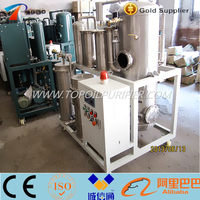 High vacuum hydraulic oil water seperator/Lubricating property recover device/3D-Evaporation technical oil filtration unit