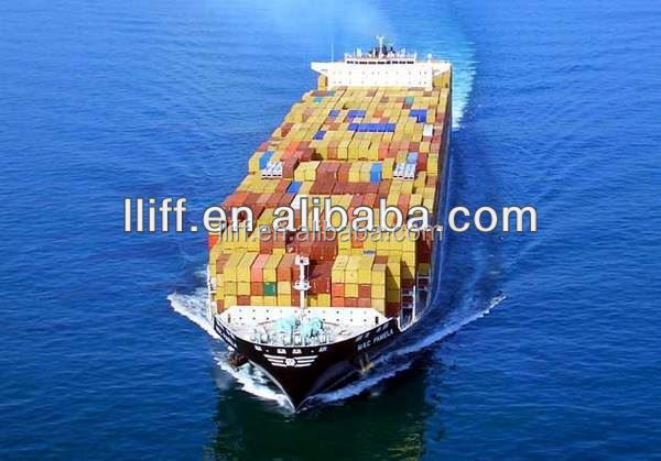 Sea freight forwarder from China to USA, UK, Canada