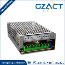 CE SAA ul approved metal box 9v dc led driver power supply